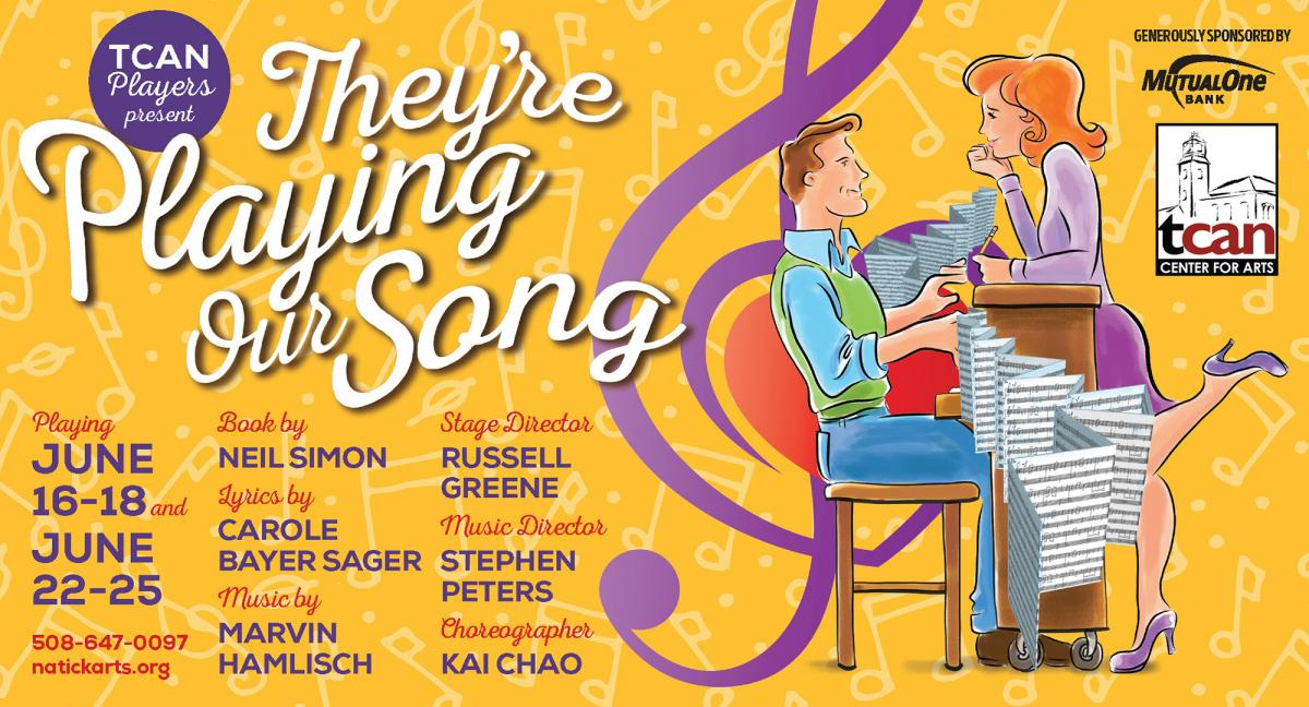 Meet the Cast of THEY'RE PLAYING OUR SONG | The Center for